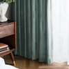 Monad Luxury Fancy Design Solid Door Window Curtains From China