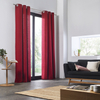 Monad Modern Design Beautiful Decorative Solid Rope Custom Size Living Room Window Curtain