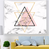 Monad Ins Fashion Decor Fabric Printed Wall Hanging Tapestry For Girl Bedroom