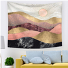 Wholesale Nature Landscape Scenic Eco Friendly Free Kits Digital Printed Tapestry