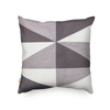 Monad High Quality Modern Scandinavian Style Embroidered Geometric Pillow Cushion Cover